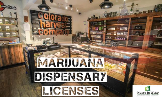 Licenses you need to start and run a marijuana dispensary (Medical & Recreational Marijuana licenses)