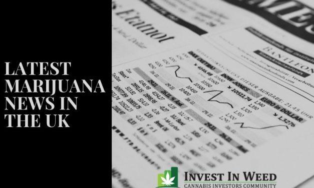 Latest Marijuana News in the UK